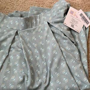 LuLaRoe XL Madison Skirt